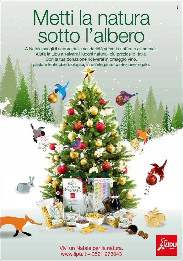 Immagini Natale Natura.Un Natale Per La Natura Con La Lipu Riserva Santa Luce