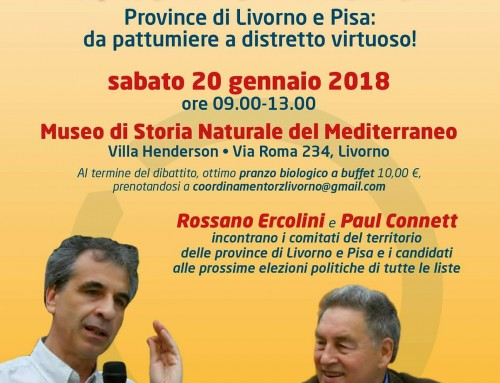 Incontro ZeroWaste Livorno