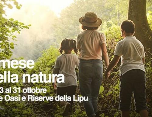 Mese della natura nella Riserva naturale Lipu