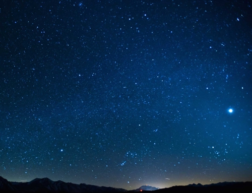 Osservazione delle stelle